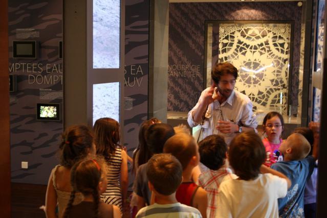 Visite de l'Espace Art et Patrimoines au Puy-en-Velay