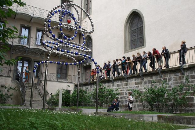 Visite de l'hôtel-Dieu du Puy-en-Velay