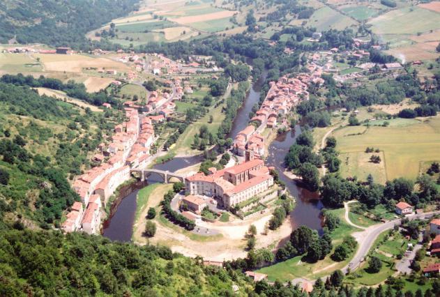 Le site de Lavoûte-Chilhac