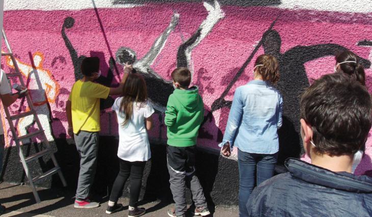 Projet fédérateur Graff