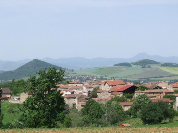Vue sur Egliseneuve-Près-Billom