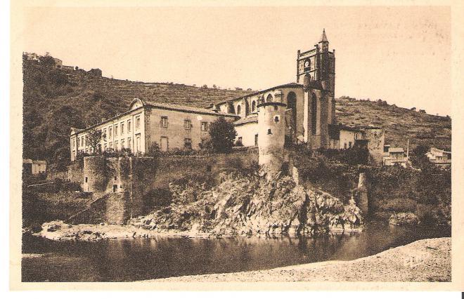 Carte postale du prieuré