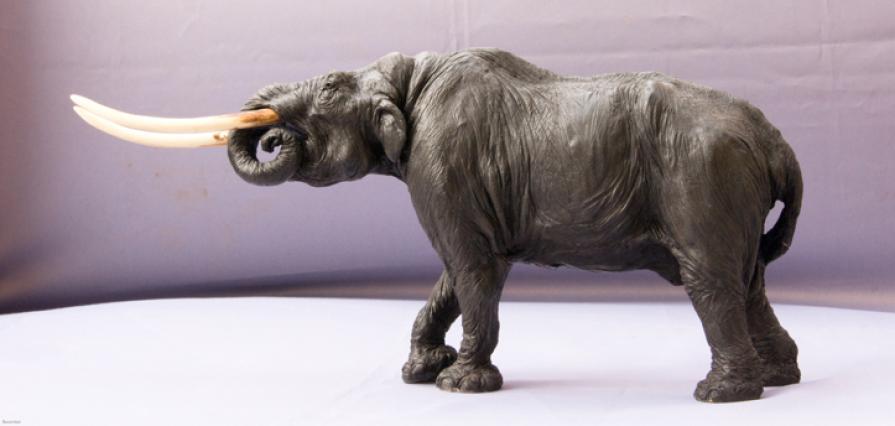 Le Mastodonte d'Auvergne