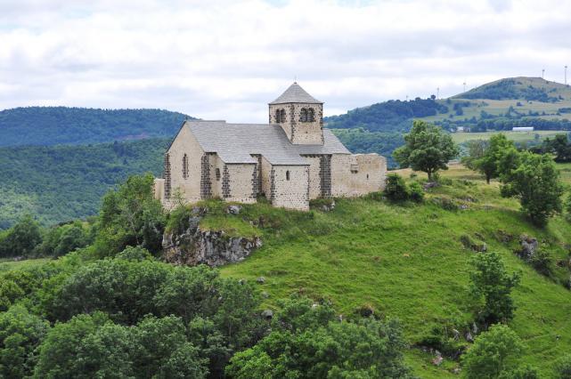 Église de Dauzat-sur-Vodable