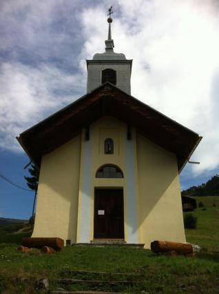 Chapelle des Curtillets