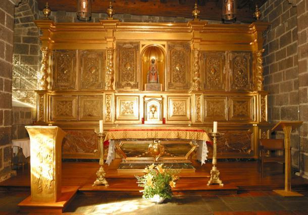 Chapelle du Saint-Sacrement, cathédrale du Puy-en-Velay