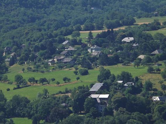Panorama du Vallon des Charmettes