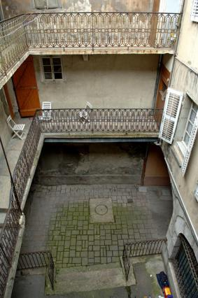 Auberge rue d'Italie