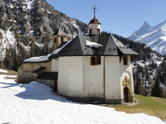 Notre-Dame-des-Vernettes, vue générale