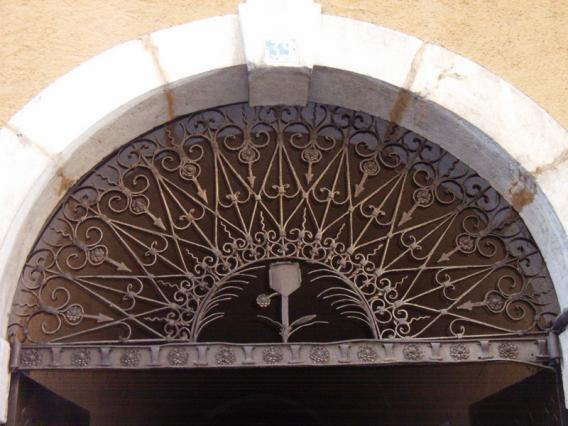 Imposte de l'hôtel Morand