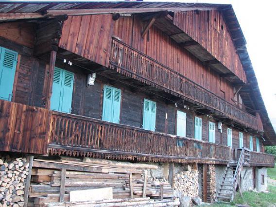 Ferme traditionnelle Le Mont Abondance