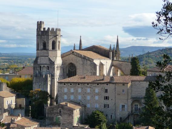 La cathédrale de Viviers