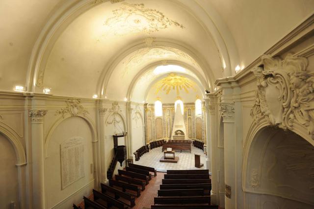Le Temple Saint-Ruf