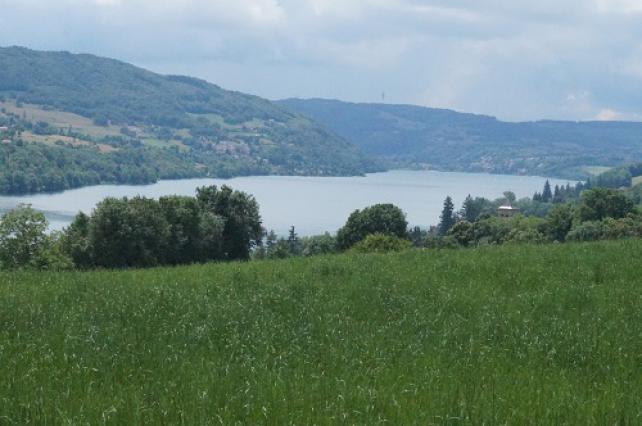 Le lac de Paladru