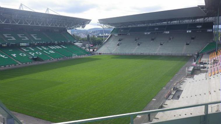Le stade en 2014