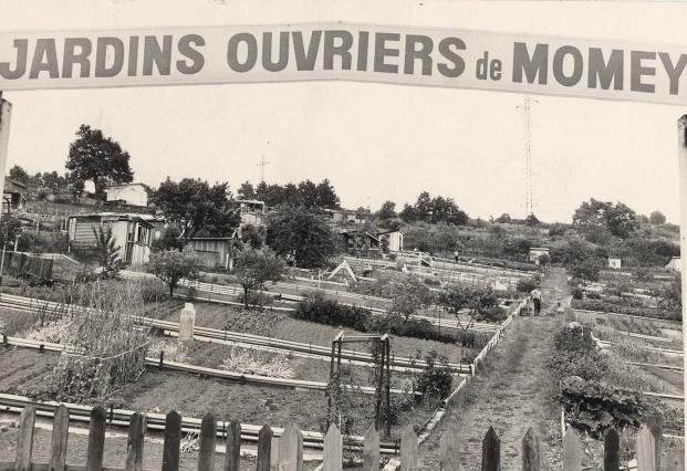 Les jardins de Momey à Montaud