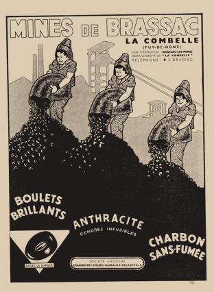 Affichette promotionnelle - archives des mineurs
