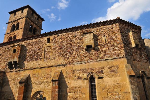 Église fortifiée de Bansat