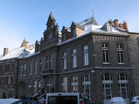 Édifice après restauration de la façade en 2016