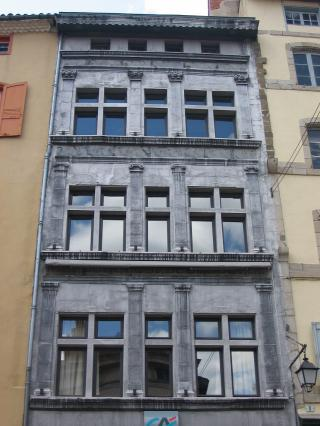 Hôtel Renaissance, place du Plot, Le Puy-en-Velay