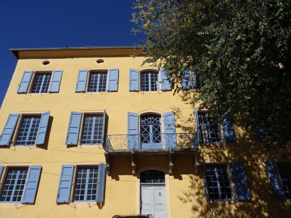 Hôtel Pons des Ollières, place du Greffe, Le Puy-en-Velay