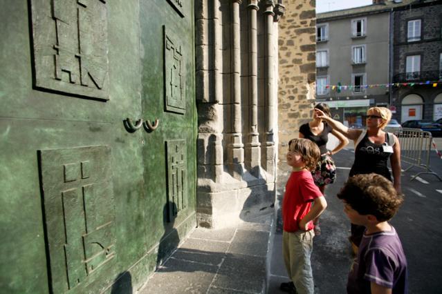 Visite guidée de la Halle aux Bleds
