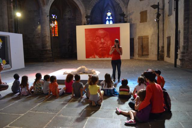 Exposition FRAC Auvergne 2015