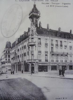 Immeuble Pagès, Le Puy-en-Velay, début du 20e siècle