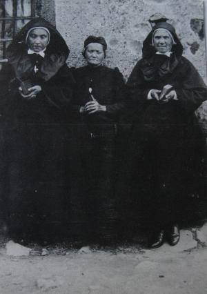 Béates, 19e siècle