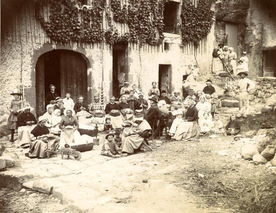 Couvige, Espaly-Saint-Marcel, 19e siècle