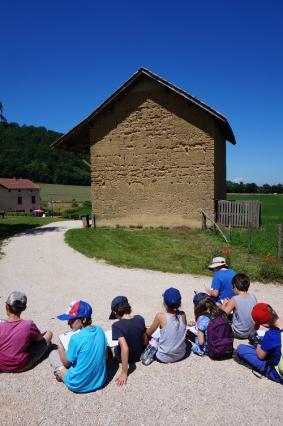 Atelier lecture du bâti - Archimatière 2014