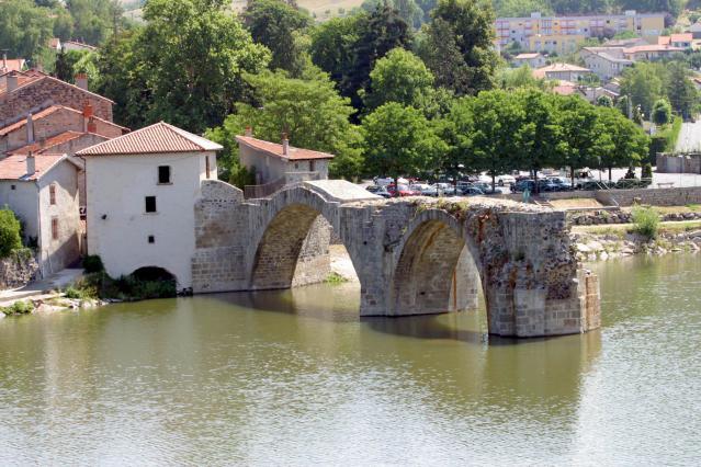 Le Vieux pont de Brives