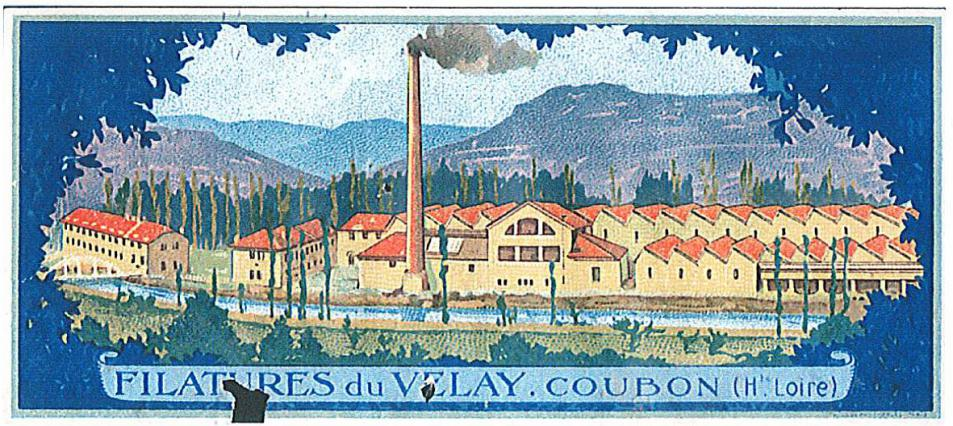 Les Fileries de la Darne, Coubon