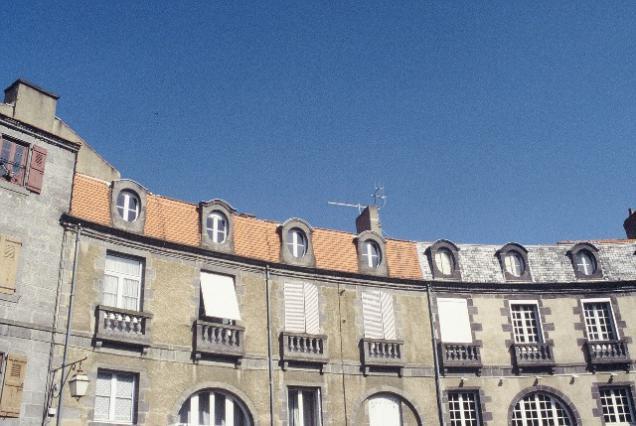 Place de la Fédération, Riom