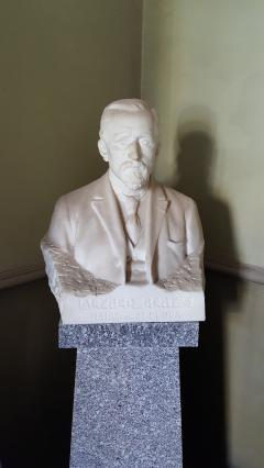 Vital-Alfred Bert, maire de Saint-Flour