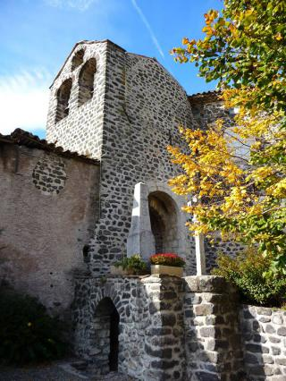 Porte clocher fortifiée, XVe siècle