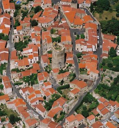 Quartier fortifié de Montpeyroux
