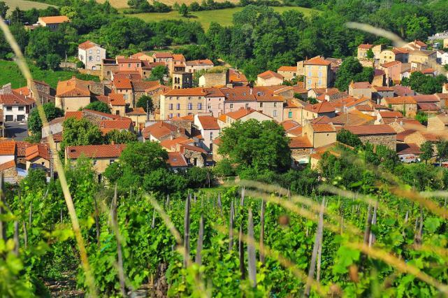 Village vigneron de Boudes