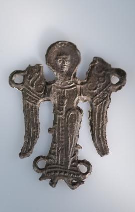 Enseigne de pèlerinage à Saint-Michel