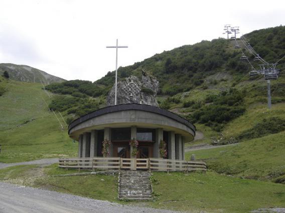 Télésiège Chapelle de Plaine Dranse