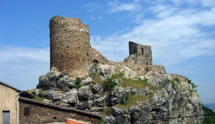Le château de Rochetaillée