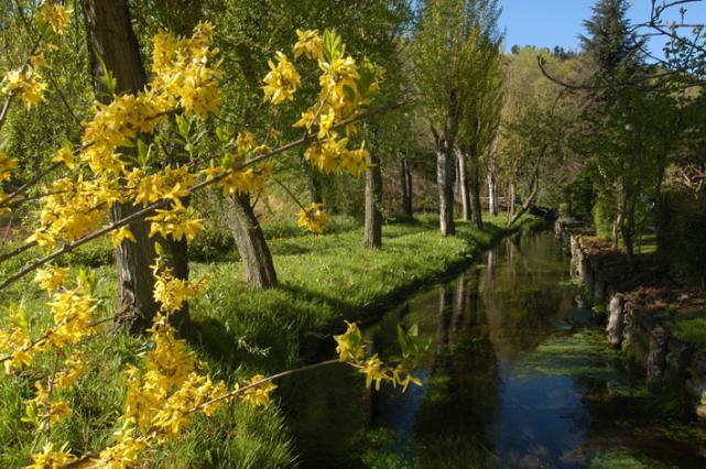 Le canal de la Petite Marquise