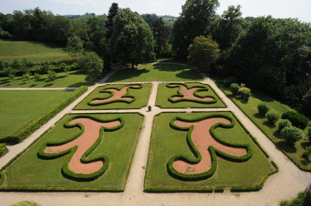 Jardins la fran aise voironnais villes et pays d 39 art for Jardin 0 la francaise