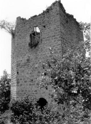 La tour de Clermont