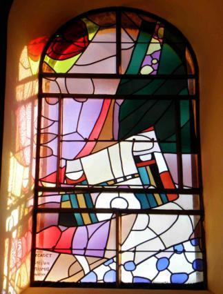 Église de Portes-lès-Valence. 1993