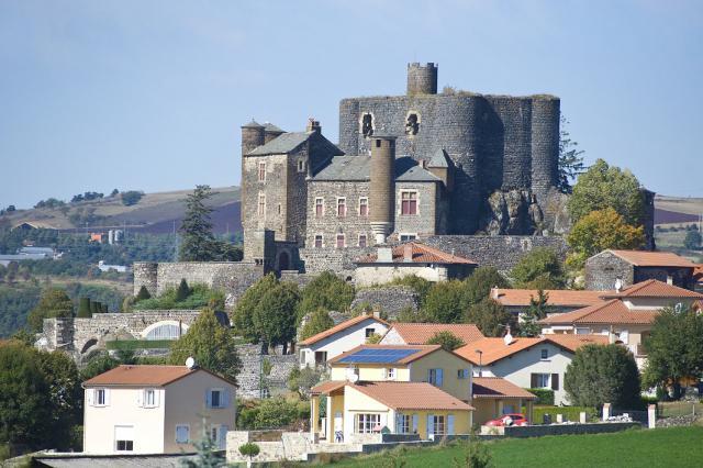 Château de Bouzols, Arsac-en-Velay