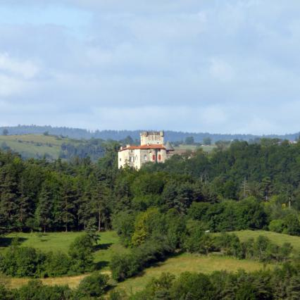 Château de Poinsac, Coubon
