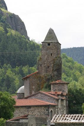Château de Gendriac, Coubon