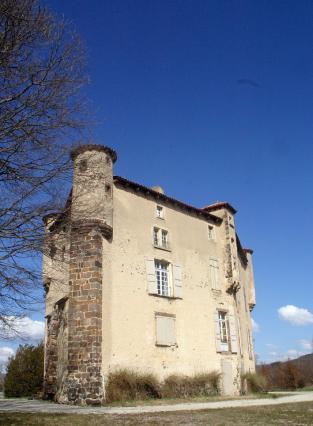 Château de Volhac, Coubon