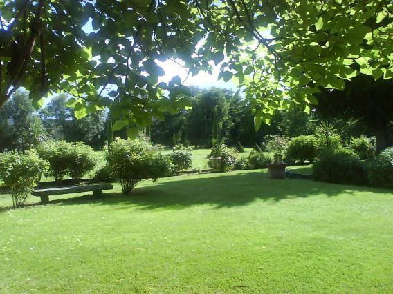 Le jardin de Portabéraud